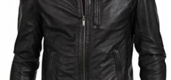 Fall Leather Jackets for Men 2015-2016