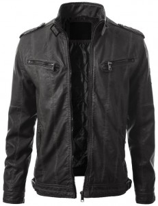 mens leather jackets fall 2015-2016