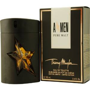Angel men Pure Malt by Thierry Mugler 2015-2016