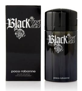 black xs paco rabbane