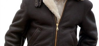 Men's Shearling Jackets 2015-2016
