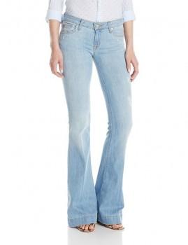 womens flared jean