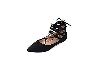 ladies lace up shoes 2018-2019