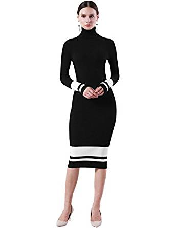 best long sweater dress 2019