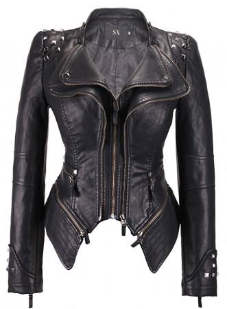 best women leather jacket 2019