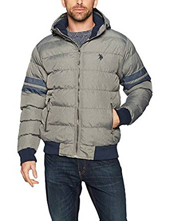 gents puffer jacket 2019