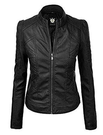 leather jacket for women 2019