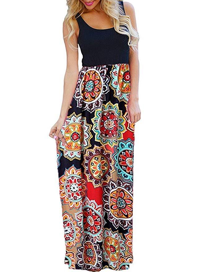 2019 maxi dresses