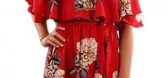 Floral Dresses 2019