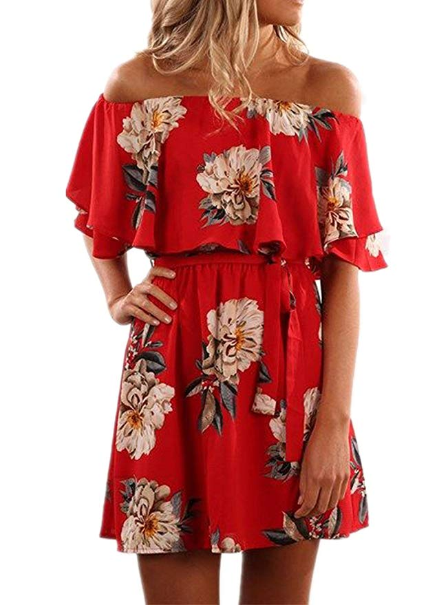 best floral dress 2019