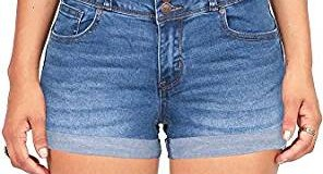 Denim Shorts For Women 2019