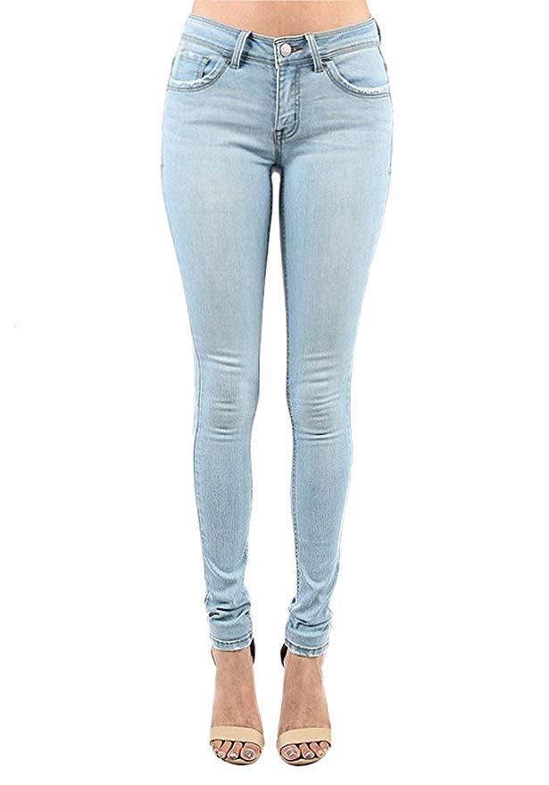 ladies skinny jean 2019