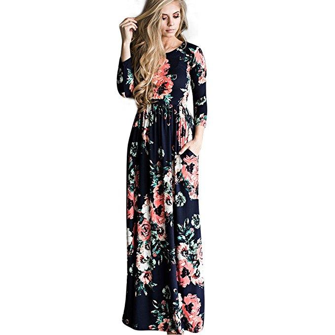 maxi dress 2019