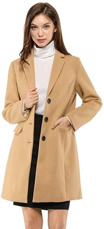 Camel color coat