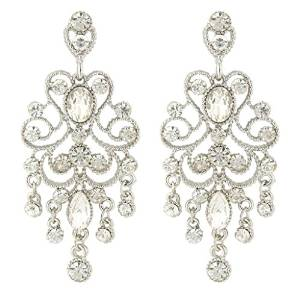 Chandelier earrings 2015-2016