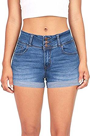 denim shorts 2019