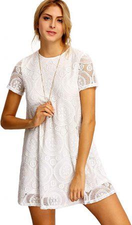 2021 white dress