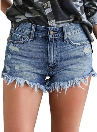 Are Jeans Shorts In Style 2021?