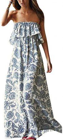 Summer Maxi Dresses 2021