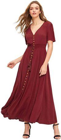 Summer Maxi Dresses 2022