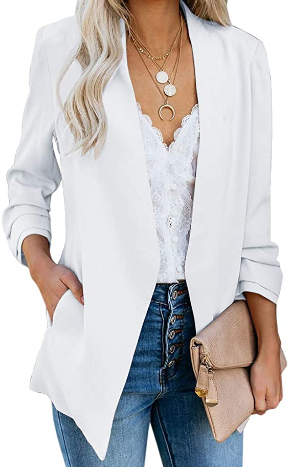 White Summer Outfits 2021