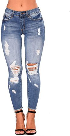 Ripped Jeans Winter 2022