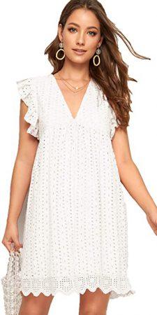 White Summer Dress 2022